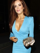Maria Fowler cleavage