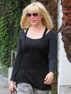 Rose McGowan blonde