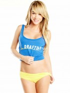 Sara Jean Underwood draftday