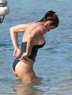 Stephanie Seymour swimsuit