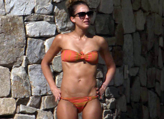 Jessica Alba bikini