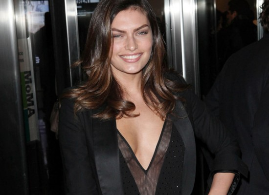 Alyssa Miller see through
