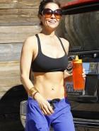 Brooke Burke gym