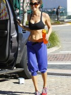 Brooke Burke gym