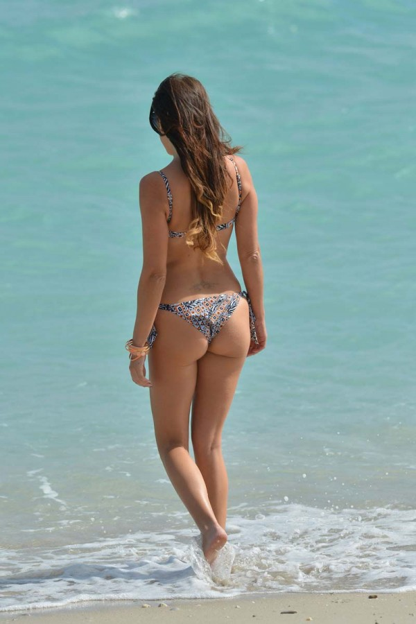 Claudia Romani bikini