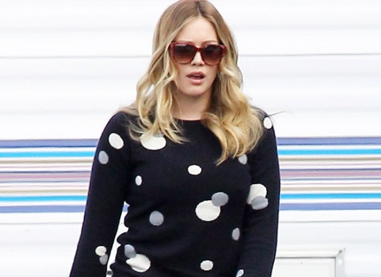Hilary Duff job