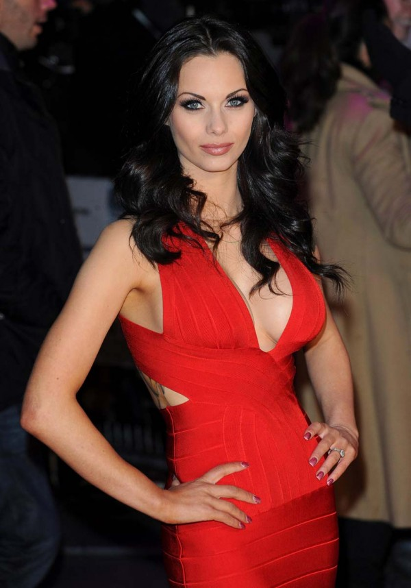 Jessica jane clement red