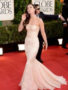 Megan Fox golden globe