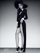 Miranda Kerr topless jalouse