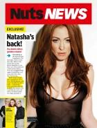 Natasha Hamilton nuts