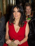 Salma Hayek paris