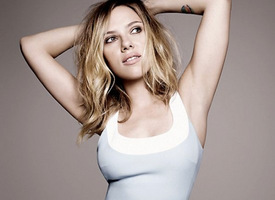 Scarlett Johansson elle