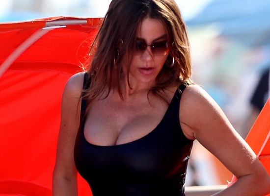 Sofia Vergara Busty In A Swimsuit swimsuit