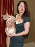 Emilia Clarke pussy