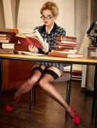 Helen Flanagan sexy teacher
