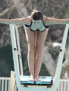 Katherine Webb splash