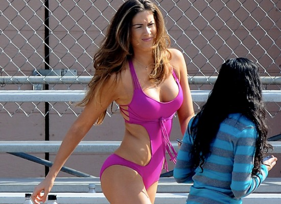 Katherine Webb swimsuit
