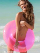 Nina Agdal sports illustrated 2013