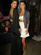 Audrina Patridge cleavage