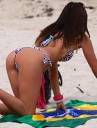 Claudia Romani booty