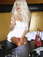 Courtney Stodden cleavage