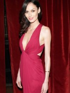 Nicole Trunfio cleavage