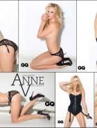 Anne V gq