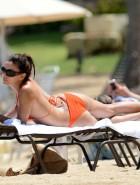 Eva Longoria nipple slip