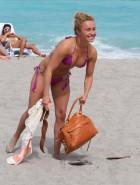Hayden Panettiere bikini