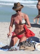 Julianne Hough and Nina Dobrev bikini