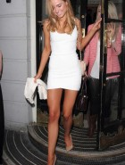 Kimberley Garner legs