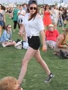 Kristen Stewart coachella