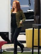 Scarlett Johansson set