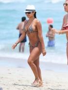 Vida Guerra bikini booty