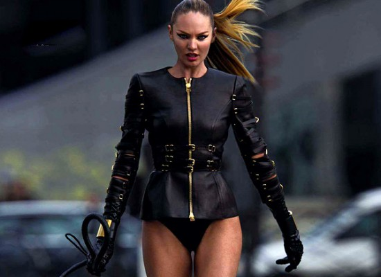 Candice Swanepoel vogue
