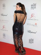 Eva Longoria see through dress