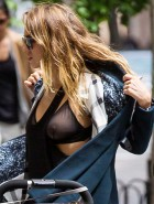 Jessica Alba see through