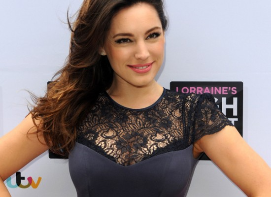 Kelly Brook see through