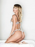 Sara Jean Underwood lingerie