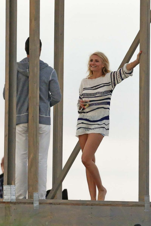 Cameron diaz nude legs what result?