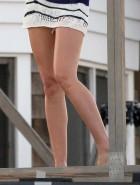 Cameron Diaz sexy legs