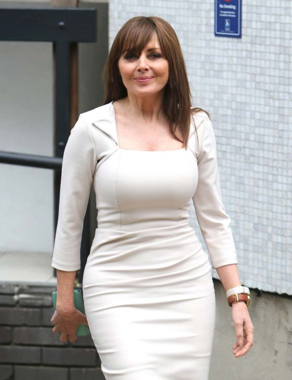 from Jeffery carol vorderman hot pussy pic