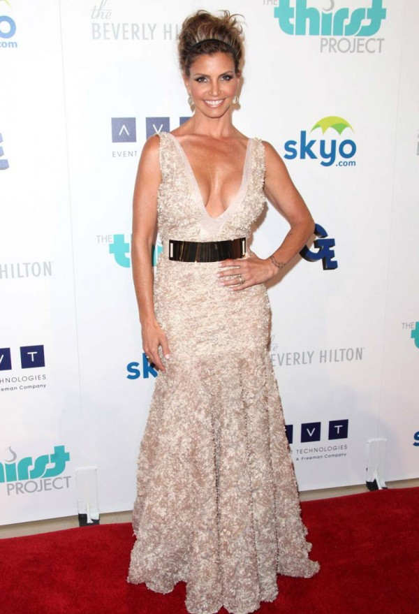 Really Charisma carpenter cleavage all clear