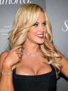 Jenny McCarthy cleavy