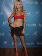 Joanna Krupa bikini host