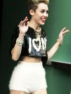 Miley Cyrus kimmel