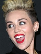 Miley Cyrus tongue