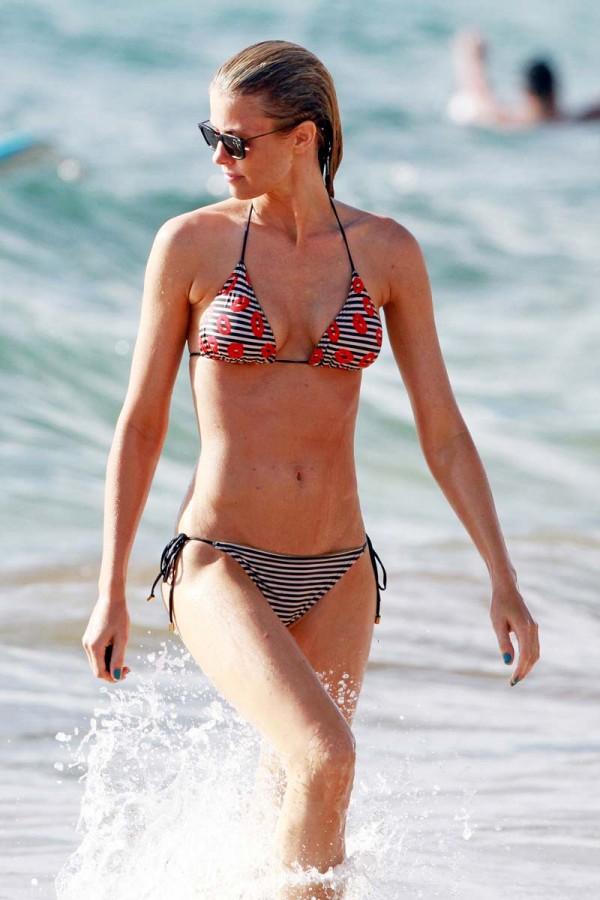 Butcher Bikini Pics Paige In Latest Sey