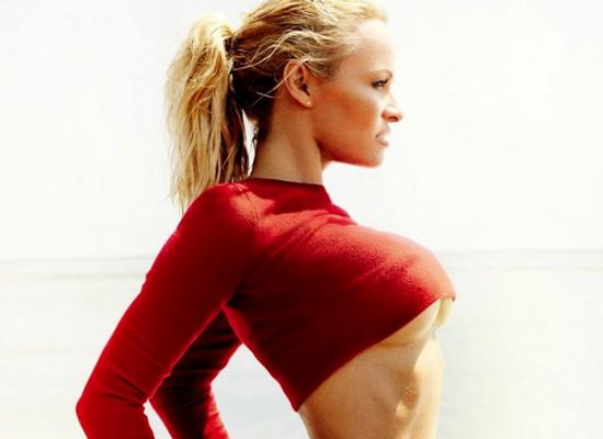 Pamela Anderson mario testino