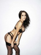 Rosie Jones nuts photoshoot